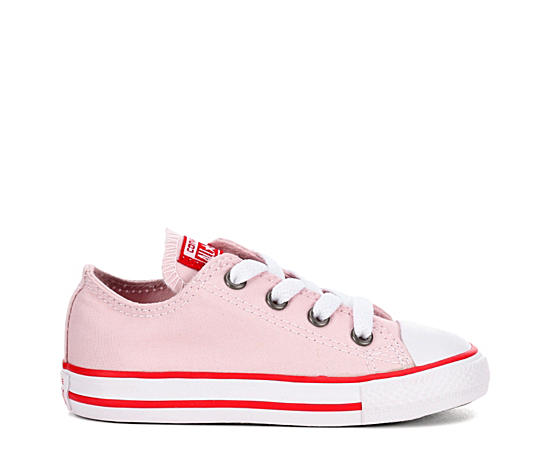 Girls All Star Low Seasonal Toddler Sneaker