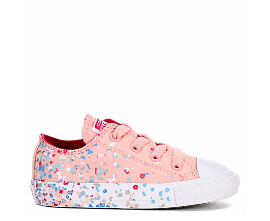 Girls Chuck Taylor All Star Lo Infant Sneaker