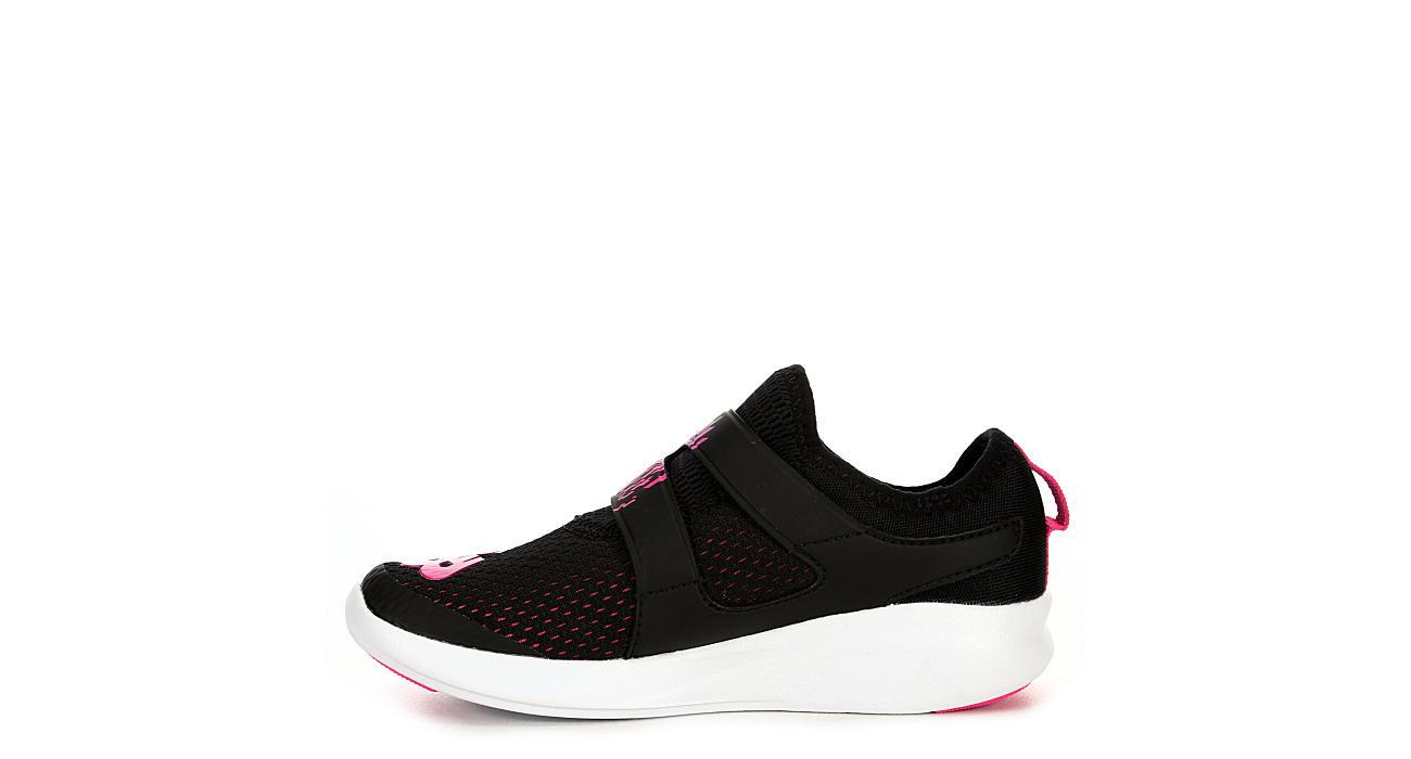NEW BALANCE Girls Boa Sneaker - BLACK