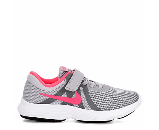Girls Revolution 4 Preschool Sneaker