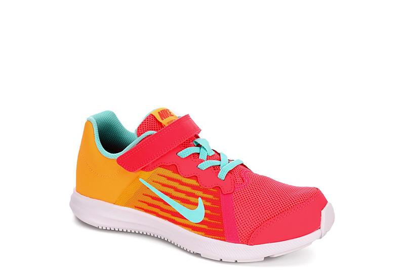 e27f4abae7 Nike Girls Downshifter 8 Preschool Sneaker - Pink