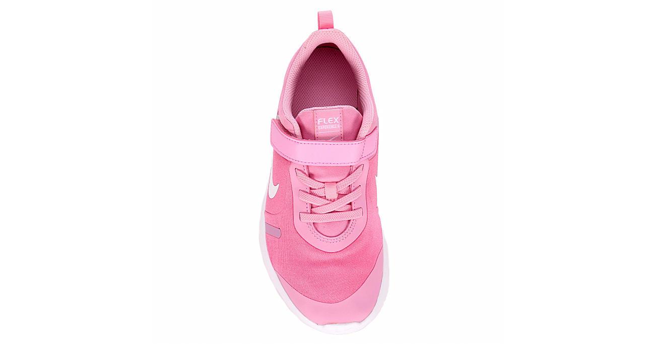 NIKE Girls Flex Experience 8 Sneaker - PINK