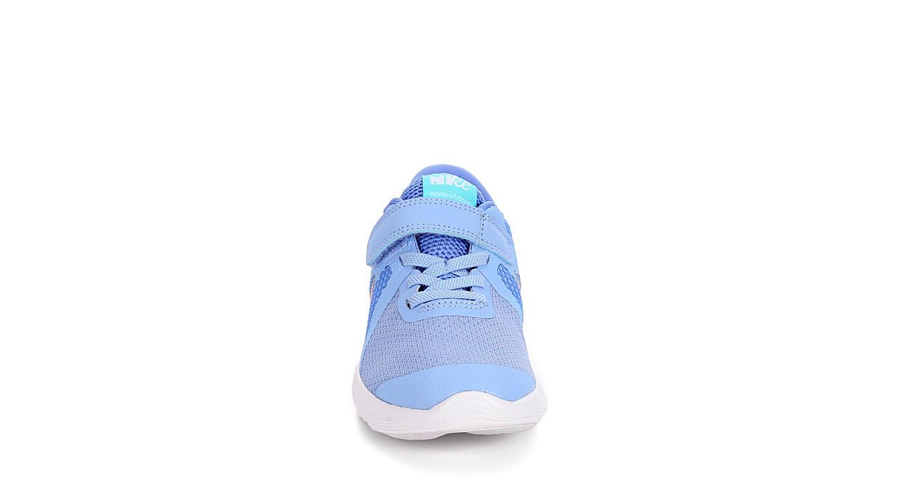NIKE Girls Revolution 4 Sneaker - PALE BLUE