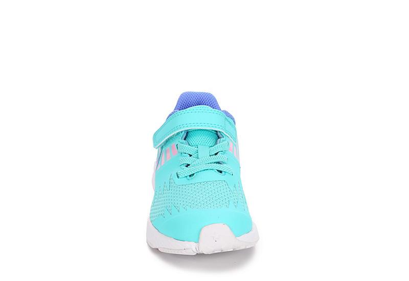 NIKE Girls Preschool Star Runner Sneaker - AQUA