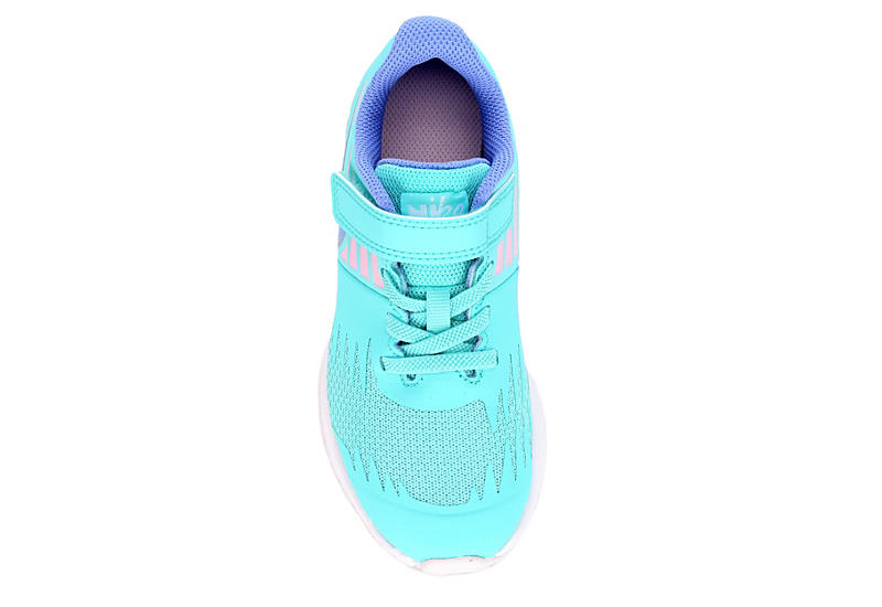NIKE Girls Preschool Star Runner Sneaker - AQUA