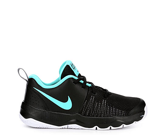 Girls Hustle Quick Low Preschool Basketball Shoe