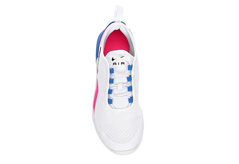 NIKE Girls Air Max Motion 2 Sneaker - WHITE