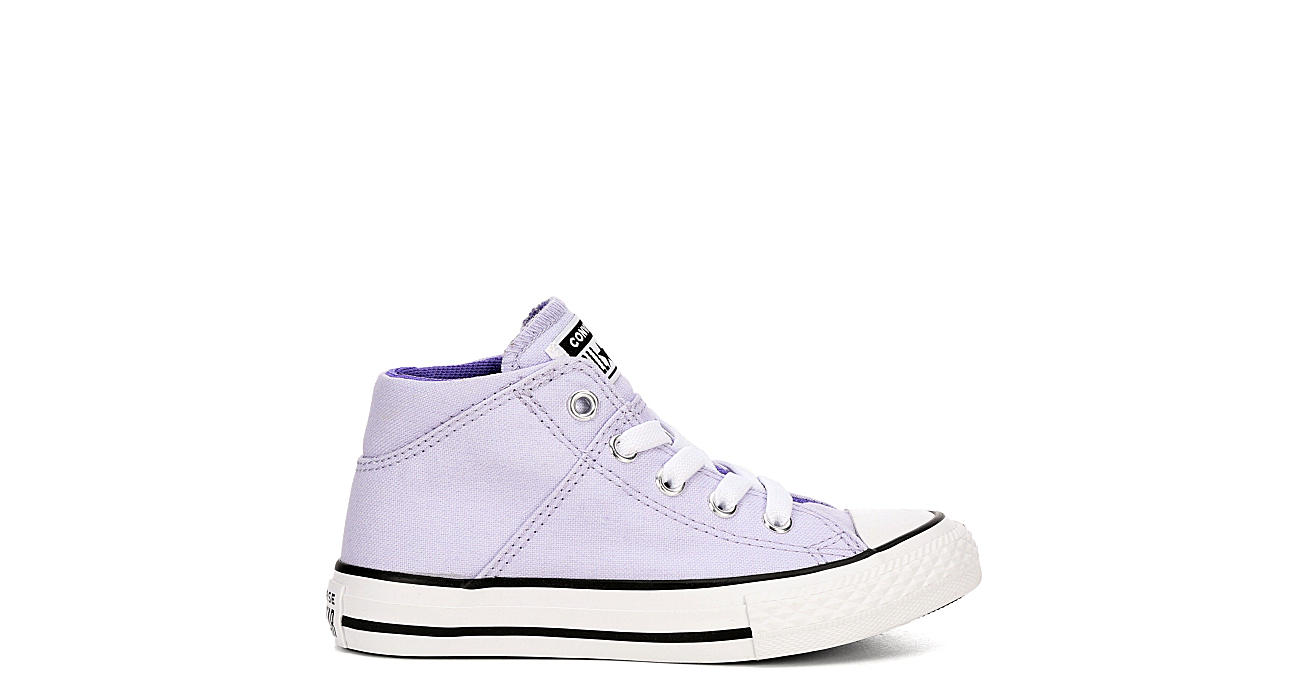 CONVERSE Girls Madison Mid Sneaker - LILAC