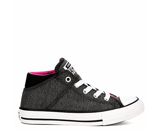 Girls Madison Mid Sneaker