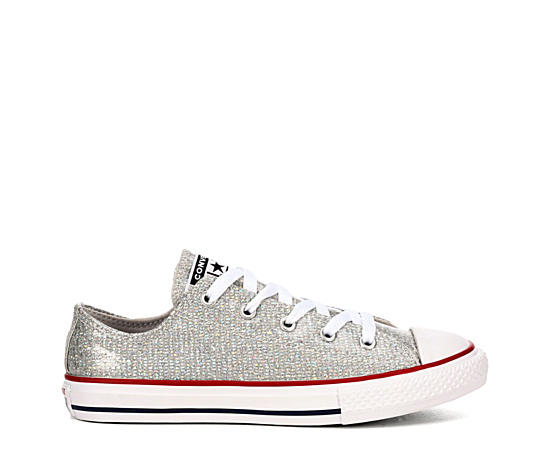 Girls Chuck Taylor All Star Low Sneaker