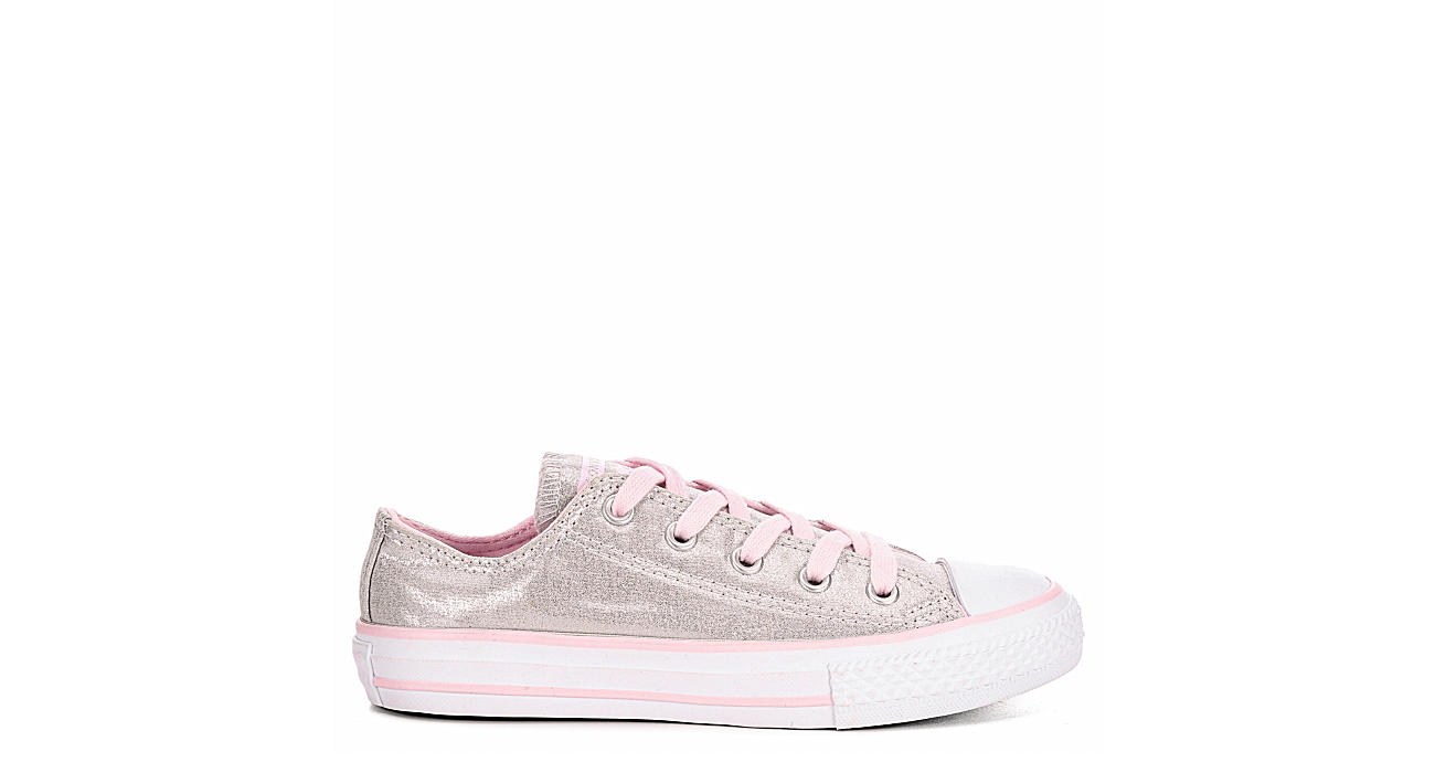 CONVERSE Girls All Star Lo - GREY