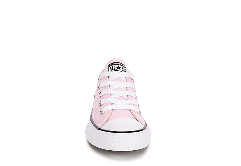 CONVERSE Girls Chuck Taylor All Star Low Sneaker - PINK