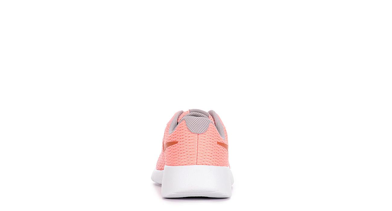 NIKE Girls Preschool Tanjun Sneaker - PINK