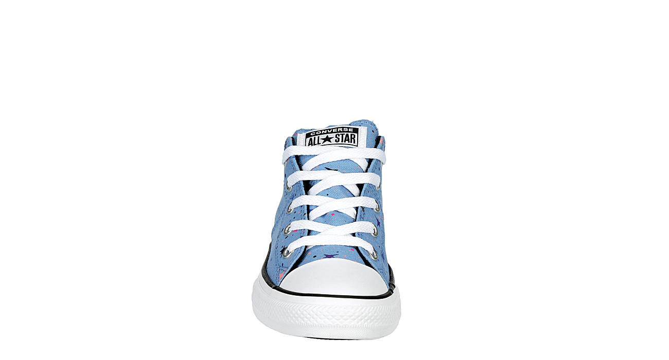 CONVERSE Girls Chuck Taylor All Star Madison Low Sneaker - PALE BLUE