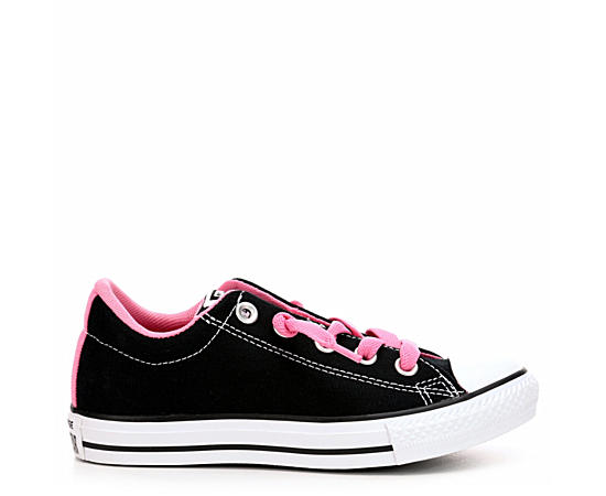 Girls Street Oxford Preschool Sneaker