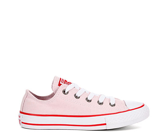 Girls All Star Low Seasonal Preschool Sneaker