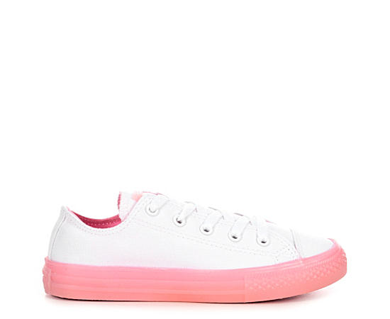 Girls All Star Lo Jelly Preschool Sneaker