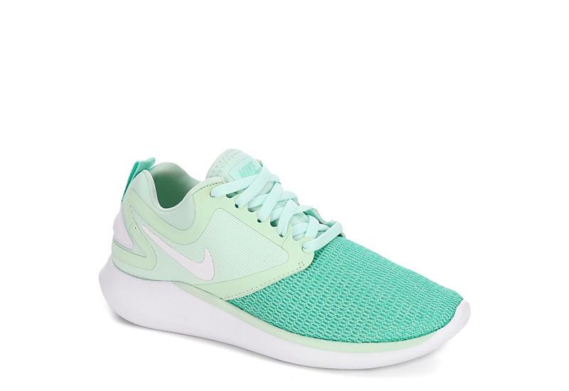 1cd246046ba5 Nike Girls Lunar Solo Grade School Sneaker - Mint