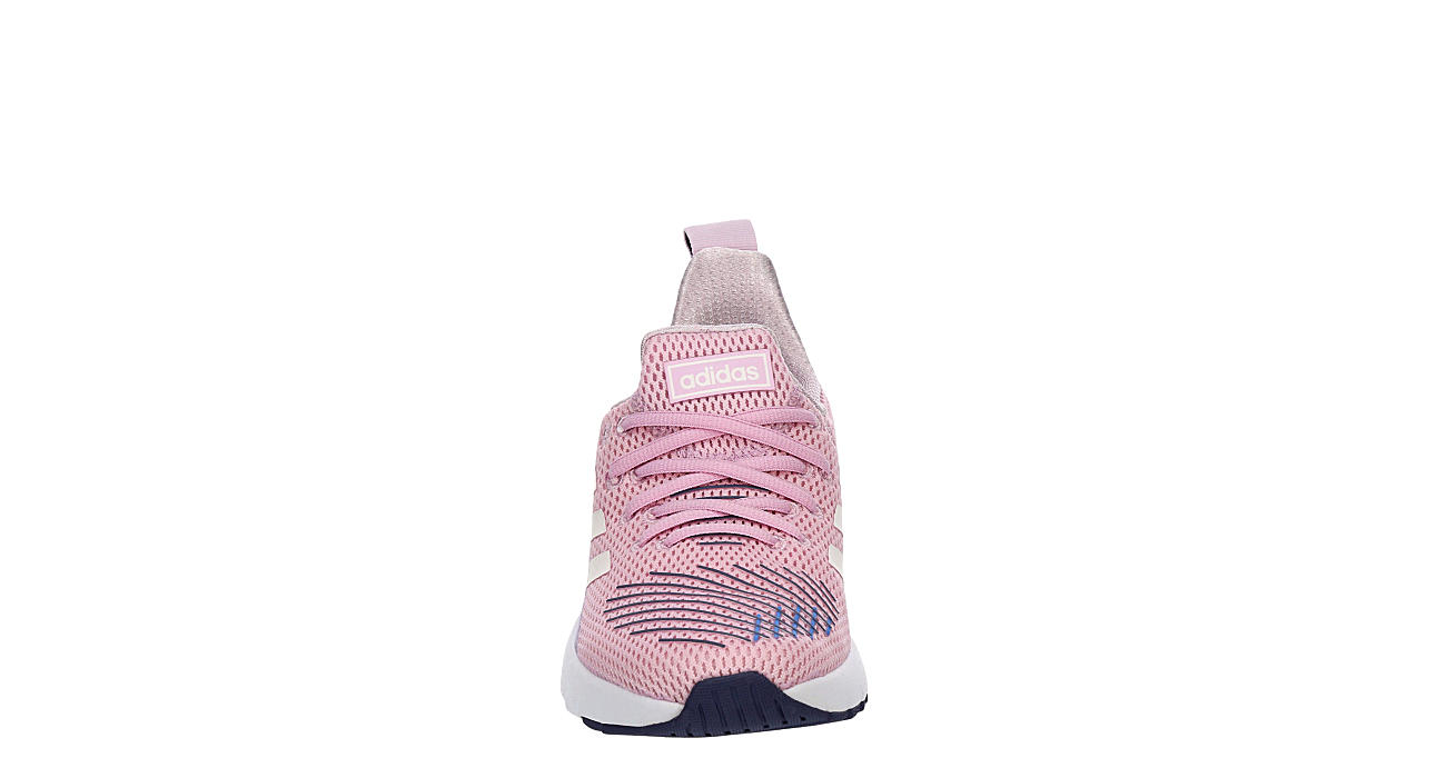 ADIDAS Girls Asweego Run Sneaker - PINK