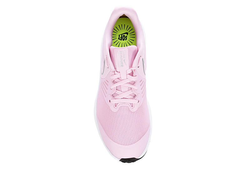 NIKE Girls Star Runner 2 Sneaker - PINK