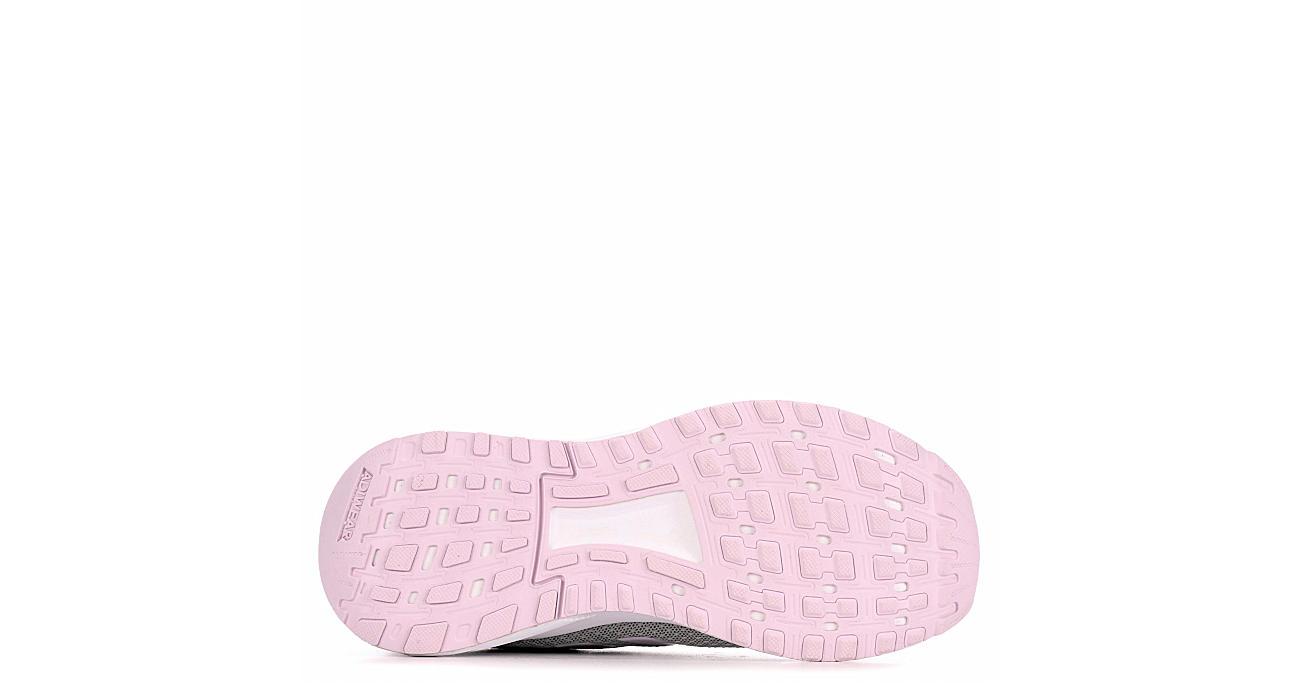 ADIDAS Girls Grade School Duramo 9 Sneaker - GREY