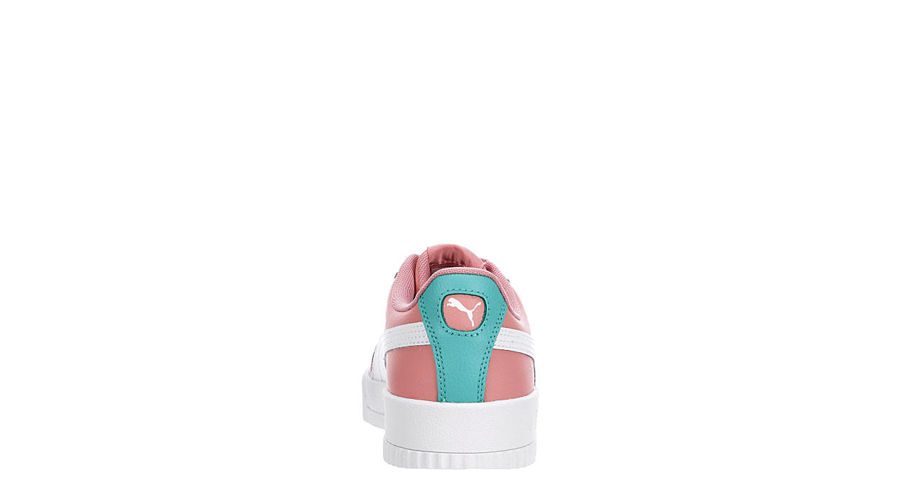 PUMA Girls Carina Sneaker - PINK