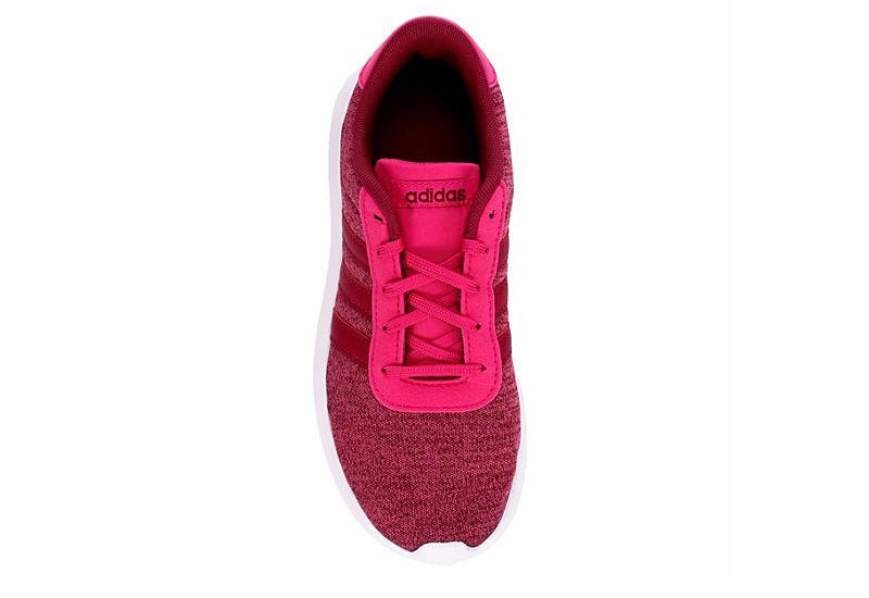 ADIDAS Girls Lite Racer Sneaker - PINK