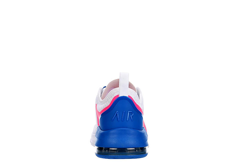 NIKE Girls Air Max Motion 2 Sneaker - WHITE