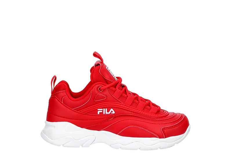 Fila Boys Ray Sneaker Red