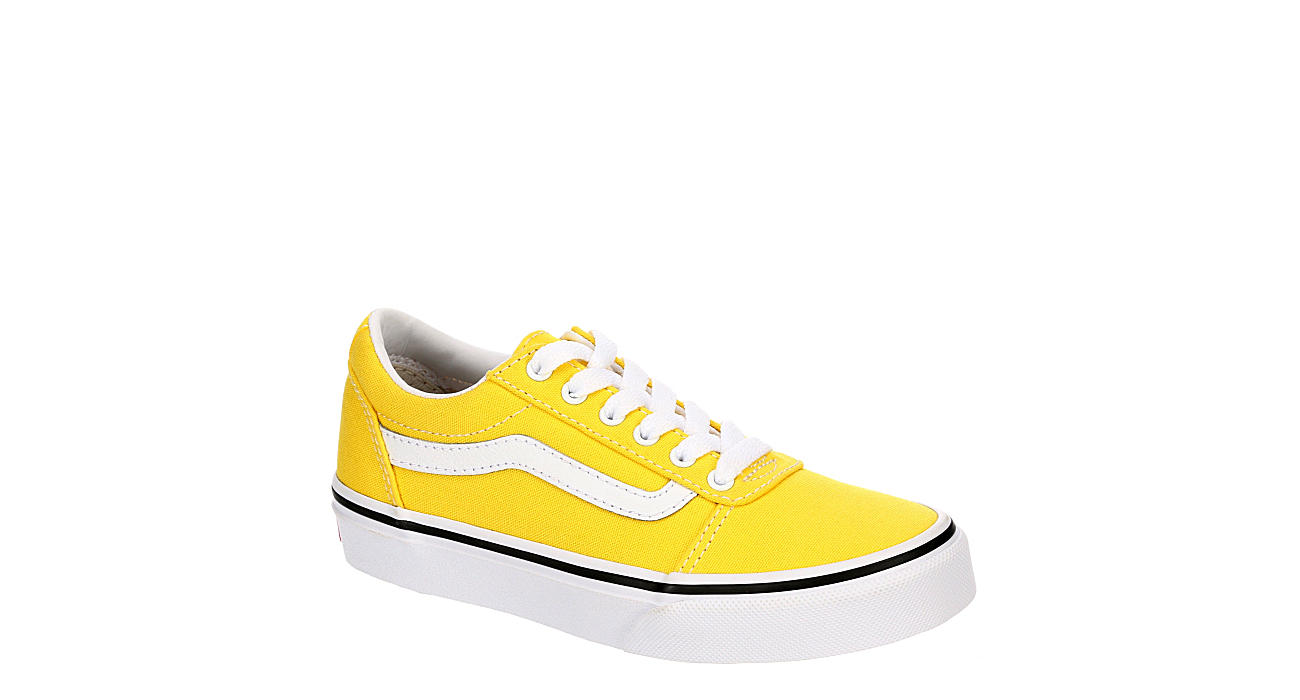 VANS Girls Ward Lo - YELLOW