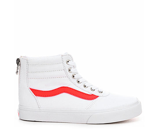 Girls Gradeschool Maddie Hi Zip Sneaker