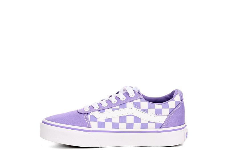 VANS Girls Ward Sneaker - LILAC