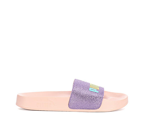 Girls Lead Cat Glitz Sandal