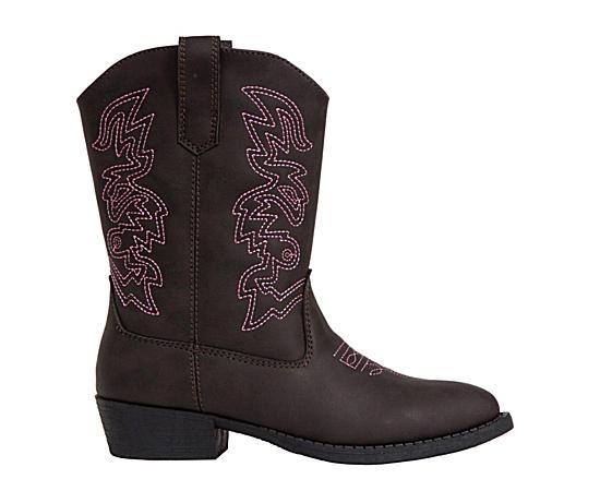 Boys Ranch Western Boot