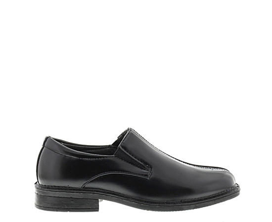 Boys Wings Dress Slip On