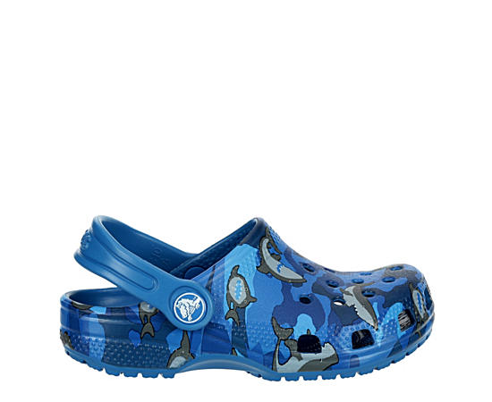 Boys Infant Boys Classic Clog Shark