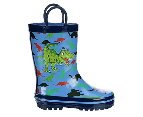 Boys Infant Dinosaur Rain Boot