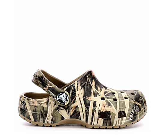 Boys Infant Boys Classic Camo Clog