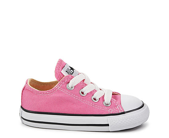 Girls Chuck Taylor All Star Lo Sneaker