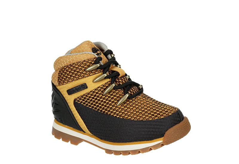 TIMBERLAND Boys Infant Boys Euro Sprint Hiking Boot - TAN