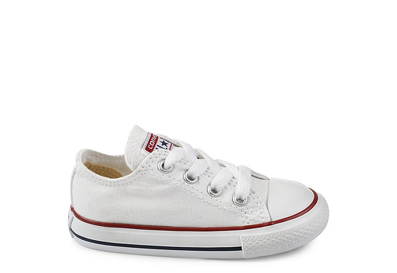 CONVERSE Boys Chuck Taylor All Star Infant Sneaker - WHITE