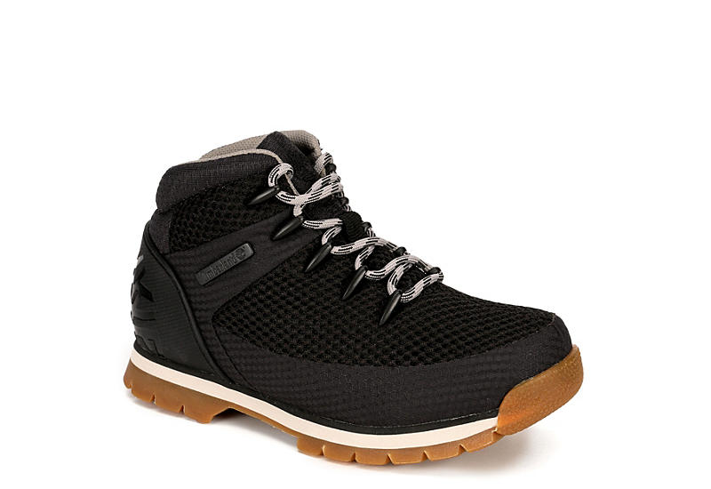 TIMBERLAND Boys Infant Boys Euro Sprint Hiking Boot - BLACK