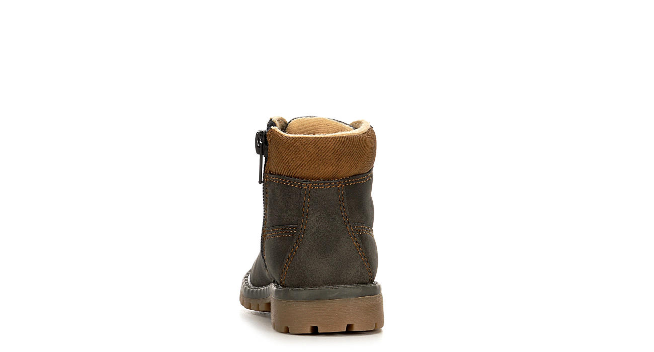 HIGHLAND CREEK Boys Infant Lil Brady Boot - BROWN