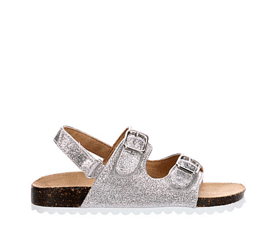 Girls Infant Nichole Footbed Sandal