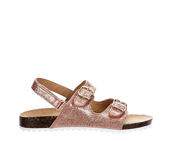 Girls Infant Nichole Glitter Sandal