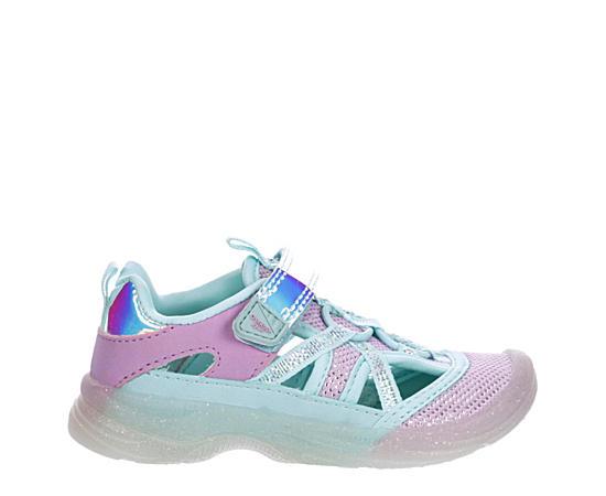 Girls Infnat Electra Velcro Outdoor Sandal
