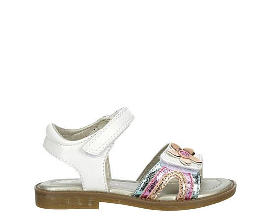 Girls Infant Petal Flat Sandal