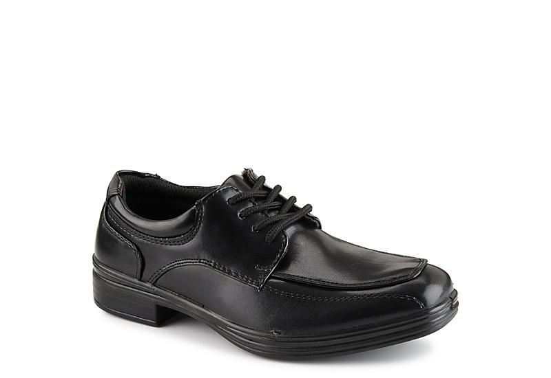 DEER STAGS Boys Sharp Oxford - BLACK
