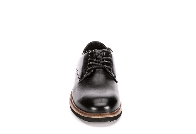 DEER STAGS Boys Denny Oxford - BLACK