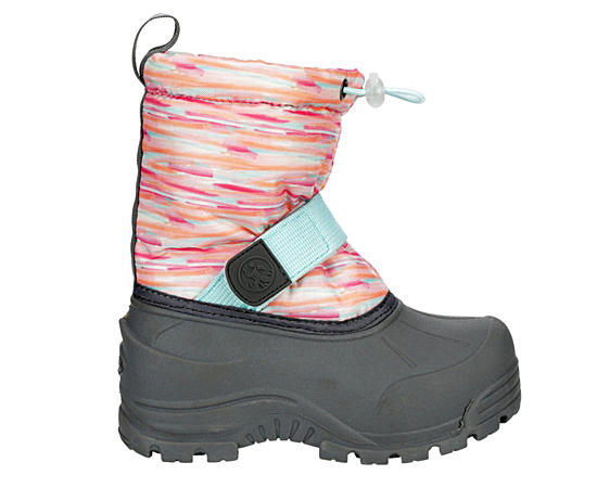 Girls Infant Frosty Snow Boot